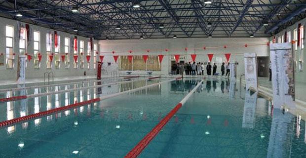 Yüzme Kurs Kayıtları Devam Ediyor